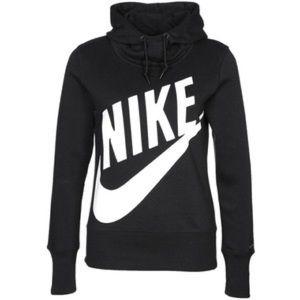 New Never worn Nike hoodie vest (vintage look)